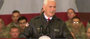 The Future is Now: Pence Announces Launch of New Military Branch