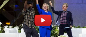 "Hillary Invited to Join ""Dancing with the Stars"""