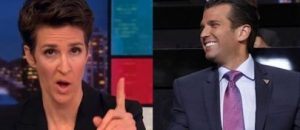 Donald Trump Jr Makes a Mockery of Rachel Maddow