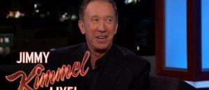 Tim Allen Blowtorches the Snowflakes - VIDEO