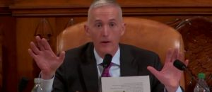 Gowdy on Cross Examination - VIDEO