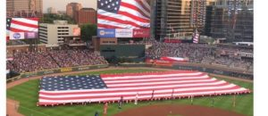 "NBC Sports Announcer Goes Off - Calls American Flag and Airplane Flyover ""Political"" and it Should be ""Kept Out of Sports"""