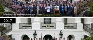 New England Patriots Blast the New York Times for Posting Misleading White House Photo