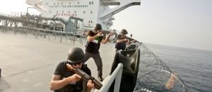 Somali Pirates Attack the Wrong Ship - Instantly Regret It! - VIDEO