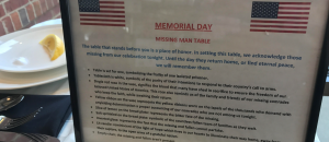 Chick-fil-A Memorial Day Tribute - AWESOME!