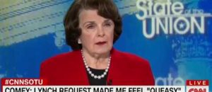 "Democratic Senior Senator Calls for Investigation Into Whether Loretta Lynch ""Covered"" Hillary - VIDEO"