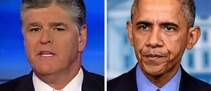 "Sean Hannity Prepared to Hit the Obama Administration With ""The Biggest Lawsuit"" Over NSA's Illegal Unmasking - VIDEO"