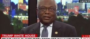 Democratic Representative James Clyburn Compares President Trump to Hitler - VIDEO