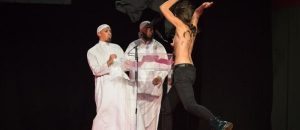 Topless Feminist Protesters Storm Muslim Conference - Guess What Happens? - VIDEO
