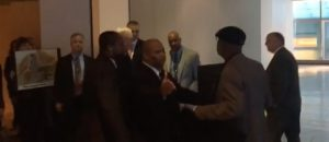 WATCH: Jerry Jones Confronted By Protesters Outside NFL Meeting - VIDEO
