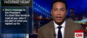 Don Lemon Openly Weeps After Reading Letter He Wrote To President Trump - VIDEO
