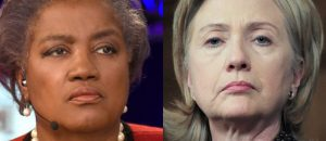 Donna Brazile Considered Dumping Hillary After She Fainted On Campaign Trail