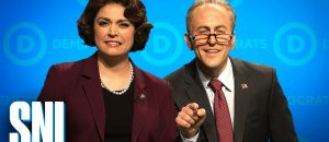 'Saturday Night Live' Trolls Democrats - VIDEO