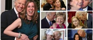 Creepy Joe Biden: Former Secret Service Agent Had to Protect Women From Him, 'Weinstein Level Stuff' - VIDEO