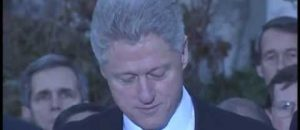 Democrats Applauded Accused Rapist Bill Clinton Following His Impeachment - VIDEO