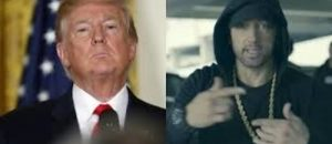 Eminem 'Extremely Angry' At Trump For Ignoring Him - VIDEO