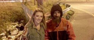Homeless Veteran Gives Last $20 To Woman For Gas