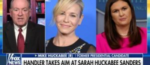 Chelsea Handler Calls Sarah Sanders A 'Harlot,' Mike Huckabee Returns Fire - VIDEO