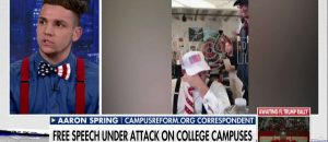 Fordham University Republicans Wearing MAGA Hats Kicked Out of Campus Coffee Shop - VIDEO
