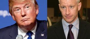 Anderson Cooper Rips Trump On Twitter, CNN Claims He Was Hacked