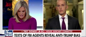 Will FBI Director Andrew McCabe Be Fired Next Week? Trey Gowdy Thinks So - VIDEO