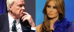 Creepy Chris Matthews Gushes Over Melania On Hot Mic - VIDEO