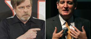 Ted Cruz Takes Luke Skywalker Down On Twitter