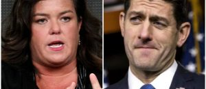 Rosie O'Donnell Goes After Paul Ryan - Tells Him He's Going 'Straight To Hell'