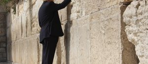 Israel To Name Western Wall Train Station 'Donald John Trump, Western Wall'
