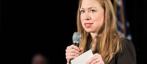 Chelsea Clinton Sets The Record Straight: 'I Don't Worship Satan'