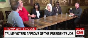Group Of Ohio Democratic Voters Stun CNN With Their Opinion On Trump - VIDEO