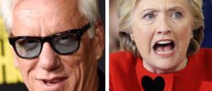 James Woods Rips Hillary Clinton After Her Strange 'Thanking Activist B*tches' Video Goes Viral