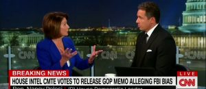 WATCH: Nancy Pelosi Loses Her Mind Over Release Of FISA Memo