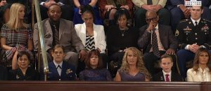 Democrats BOO When Trump Honored Parents Of Murder Victims Of MS-13 Killers - VIDEO