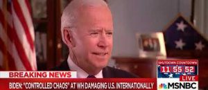 When Joe Biden Was Asked If Hillary Clinton Was a Good Candidate He Gives An Insane Response - VIDEO