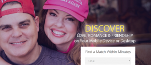 Dating Site For Trump Supporters Launches