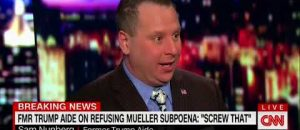 Former Trump Campaign Aide Sam Nunberg: Sarah Huckabee Sanders 'Should Shut Her Fat Mouth' - VIDEO