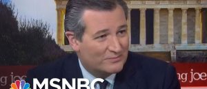 Joe Scarborough Lectures Ted Cruz On Guns, Gets Schooled - VIDEO