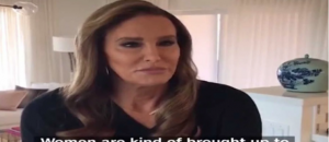 Caitlyn Jenner Lectures On How Tough Womanhood Is - VIDEO
