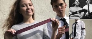 Parkland Student Creates Gun Control Armband, Draws Nazi Comparisons