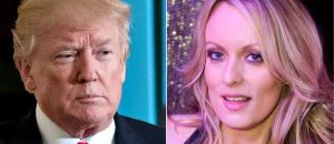 Trump Finally Responds to Stormy Daniels Questions