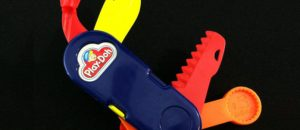 Toddler Brandishes Play-Doh Pocketknife, Taken In By UK Police