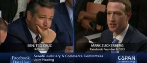 WATCH: Ted Cruz Asks Zuckerberg the Questions Many Conservatives Are Wondering