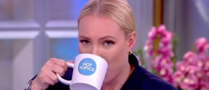 WATCH: Meghan McCain Rips 'Boy Scout' Comey on Live TV