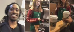 WATCH: Black Man Walks Into 'Racist' Starbucks and Demands Free Coffee For 'Reparations'