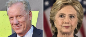 James Woods Destroys 'Greedy, Lying, Grifter' Hillary Clinton