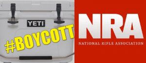 WATCH: #BoycottYETI Movement Goes Viral: Americans Shoot, Slice, Destroy Their Coolers